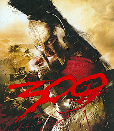 300 BY BUTLER,GERARD (Blu-Ray)
